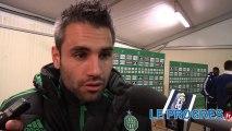 """Derby : réactions d'après match """"scénario cruel pour les Stéphanois"""""""