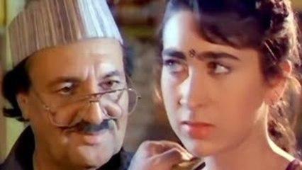 Karishma Blackmails The Shopkeeper - Muqabla - Govinda