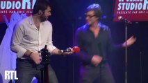 Le Soldat Rose 2 : Thomas Dutronc - Le blues du rose en Live dans le Grand Studio RTL