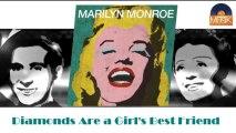 Marilyn Monroe - Diamonds Are a Girl's Best Friend (HD) Officiel Seniors Musik