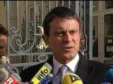 """11 novembre: des """"manifestants liés à l'extrême droite"""", selon Manuel Valls - 11/11"""