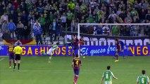 Victor Valdes Safe of the week - Betis vs Barcelona
