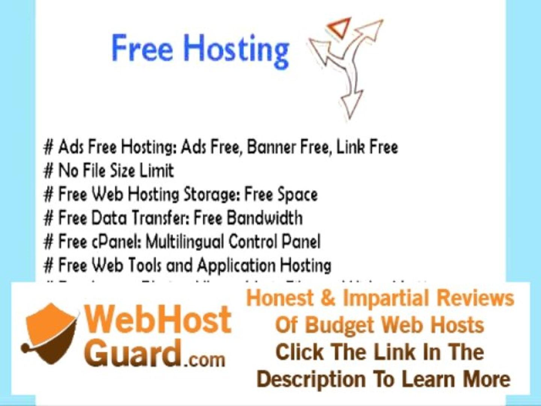 php hosting free script