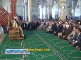 الشيخ راغب مصطفى غلوش وما تيسر من سورة الاحزاب 8-11-2013