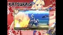 Senran Kagura Burst - Trailer Anglais #02