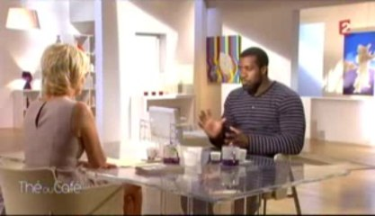 THE ou CAFE Teddy Riner 16/06/12