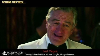 WATCH: Robert De Niro & Michael Douglas in LAST VEGAS preview