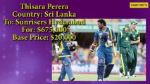 2013 IPL Auction _ Most Sensible and Insane Buys