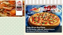 pizza hut coupon codes -  Get Large Pizza, 1 Side, & 2 Liter for Just $15 at Pizza Hut. Some Exclusions Apply.