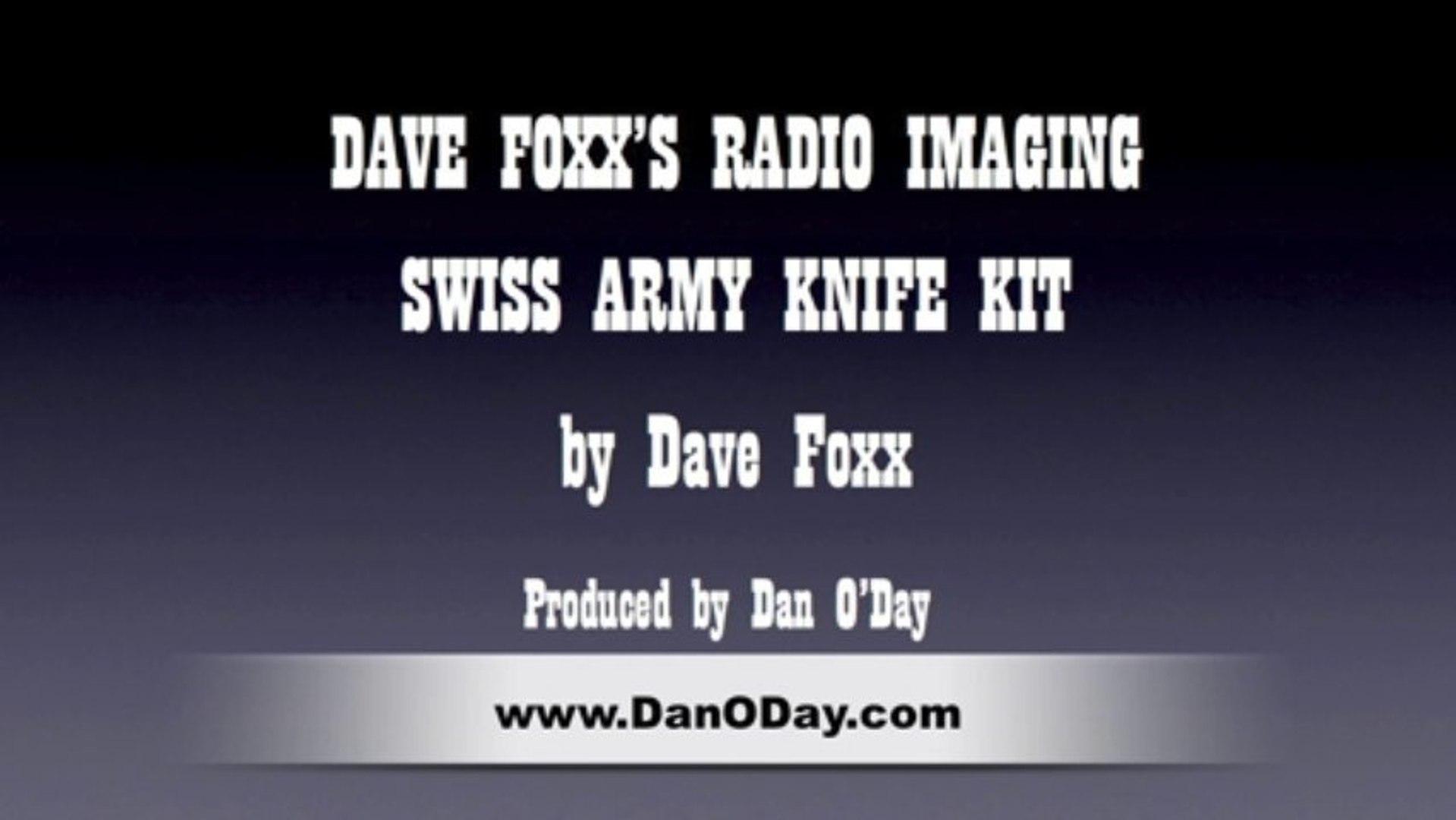 DAVE FOXX Z-100 RADIO IMAGING FUNNY VALENTINE'S DAY PROMO