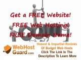 Free Website, Blog, Forum PHP Hosting - No Forced Ads,cPanel FREE Domain!