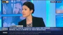 Politique Première: Manuel Valls sort de son silence - 12/11