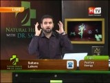 Natural Health with Abdul Samad on Health TV, Topic: Positive Energy
