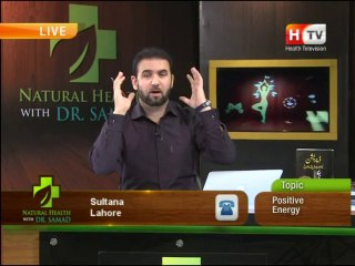 Natural Health with Abdul Samad on Health TV, Topic: Positive Energy