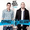 JULIANI vs CYPHOZ // BEATMAKER CONTEST (1/2 finale)