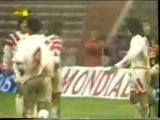 12/11/1994 Ερυθρός Αστέρας - Ολυμπιακός 1-4 (Φιλικό στο Βελιγράδι)