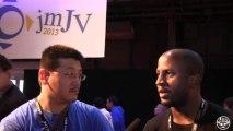 [PGW 2013] Interview de Mickaël Newton sur les Journée Mondiale du Jeu Vidéo (JMJV)
