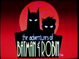 First Level - Only - The Adventures of Batman & Robin - Genesis / Megadrive