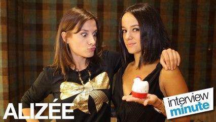 Alizée - Interview Minute