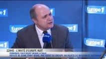 L'interview d'Europe Nuit : Bruno Le Roux