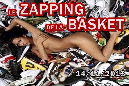 Le Zapping de la Basket du 14  Novembre 2013