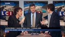 Thierry Marchal-Beck face à Jonas Haddad sur LCI