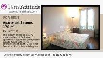 4 Bedroom Apartment for rent - Porte Maillot/Palais des Congrès, Paris - Ref. 5332