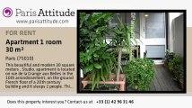 Studio Apartment for rent - Canal St Martin, Paris - Ref. 5442