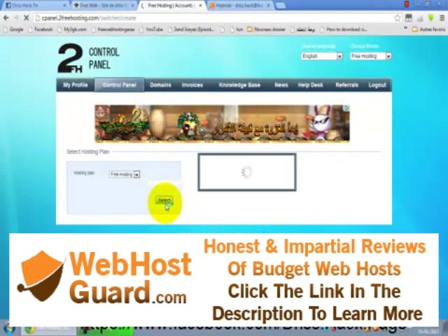 Free hosting – how to get free domain and free hosting website