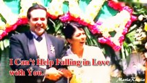 Cesar Evora & Victoria Ruffo I Can't Help Falling in Love with You...