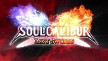 SoulCalibur : Lost Swords (PS3) - Video de Sophitia
