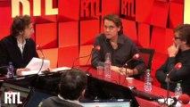Les Rumeurs du net avec Francis Cabrel et Thomas Dutronc dans A La Bonne heure du 13/11