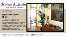 Appartement 2 Chambres à louer - Levallois Perret, Levallois Perret - Ref. 6476