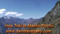 Inca Trail Peru, Classic Inca Trail 4 days, Salkantay Trek, Machu Picchu