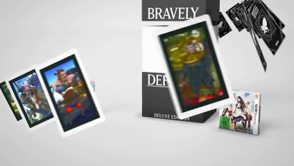 Video de la version collector de Bravely Default : Where the Fairy Flies