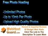 Free Photo Hosting - Unlimited Photos FREE!
