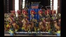 Le directeur artistique de Pixar présente l'exposition d'ouverture d'Art Ludique le Musée