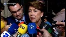 """Magdalena álvarez dice que nadie la ha declarado culpable: """"Estoy imputada"""""""