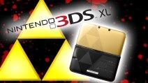 [UNBOXING] Nintendo 3DS XL Zelda A Link Between Worlds