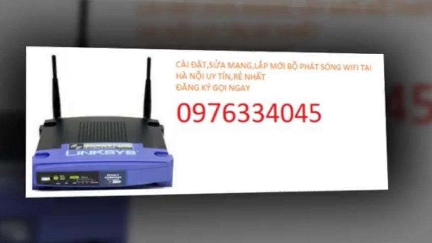 Dịch vụ sửa mạng adsl internet 0976334045,tại nhà, giá rẻ,vnpt,fpt,vietel,wifi   Godialy.com