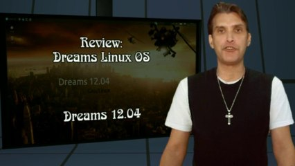 REVIEW ::: Dreams OS 12.04