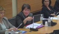 Assemblée Natonale Commission Spéciale chargée d'examiner la proposition de loi renforçant la lutte contre le système prostitutionnel