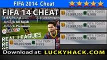 FIFA 14 Hacks Unlock Premium, FIFA Points, Money No rooting Working FIFA 14 FIFA Points Hack