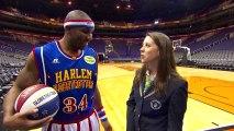 Basket : record du monde du shoot le plus lointain