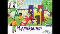 Comprar Playground - Playground para condomínio - Playground Infantil- Freso