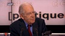 PolitiqueS : Louis Mermaz, ancien président de l'Assemblée nationale