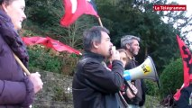 Quimper. 120 manifestants s'opposent à la réforme des rythmes scolaires