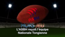 ASBH : Entraînement dirigé ASBH - Tonga