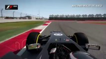 F1 2013 - Circuit of the Americas Hotlap