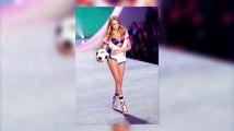 Gorgeous Cara Delevingne Goofs Around at the Victoria's Secret Fashion Show
